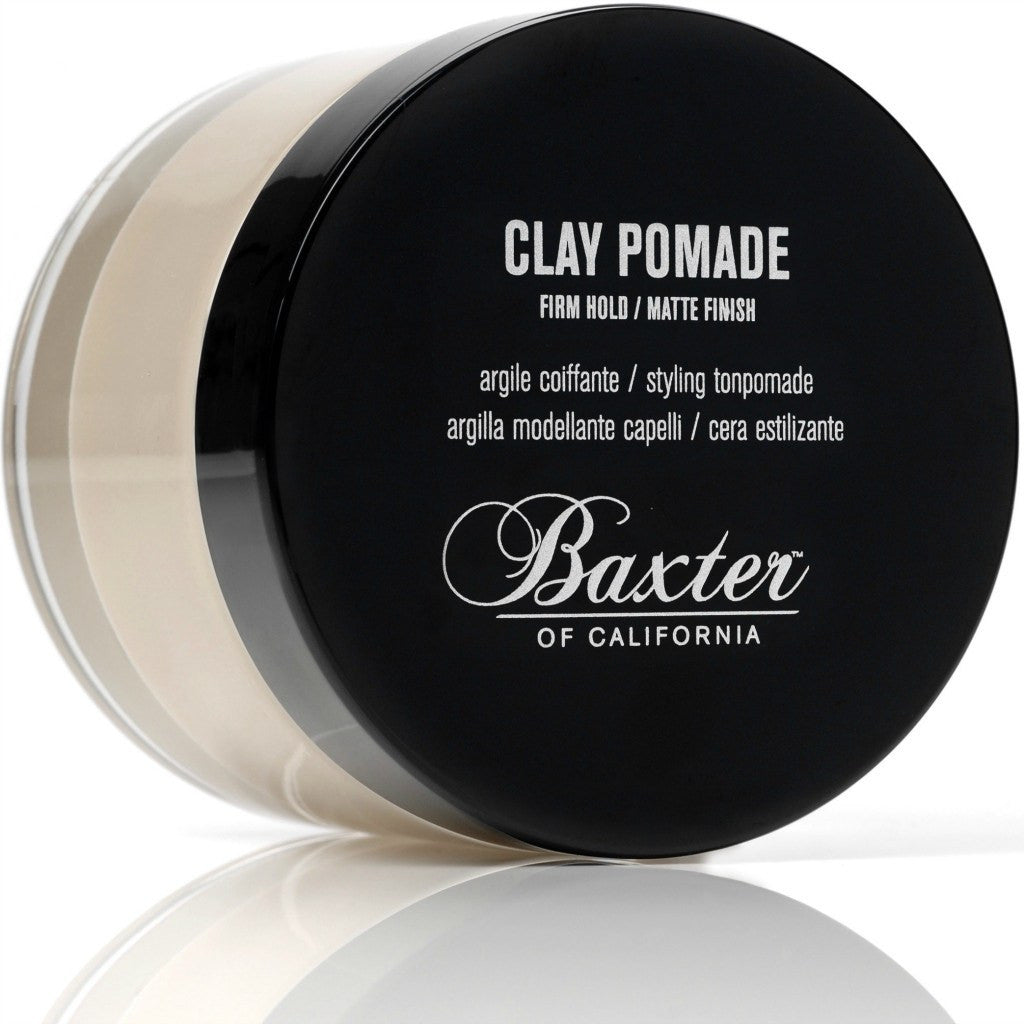 Baxter of California Clay Pomade | 2 oz C-Clay
