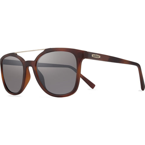 Revo Eyewear Clayton Matte Honey Horn Sunglasses | Graphite RE 1040 22 GGY