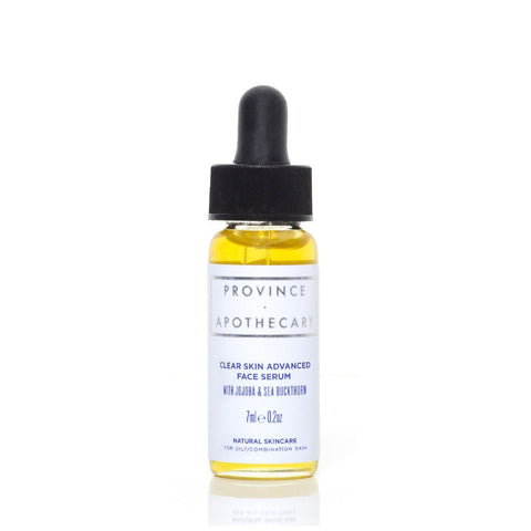 Province Apothecary Clear Skin Advanced Face Serum | 7 ml