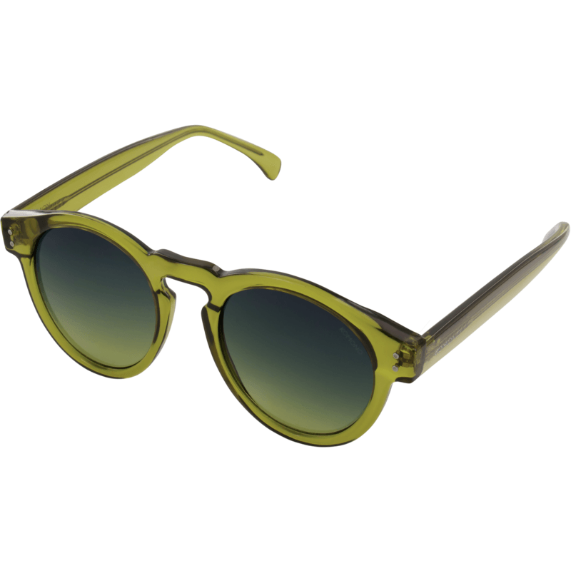 Komono Clement Sunglasses | Moss Green