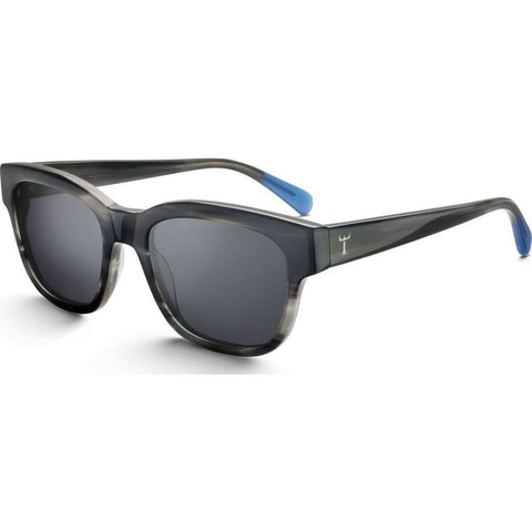 Triwa Clyde Sunglasses | Smoke SHAC214