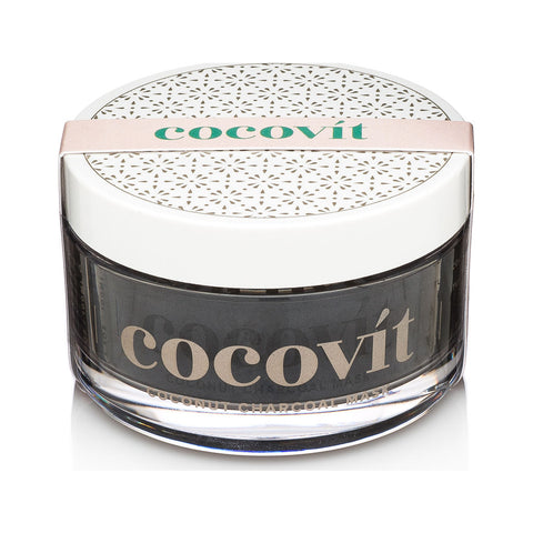 Cocovit Facial Mask | Coconut + Charcoal CBM-01