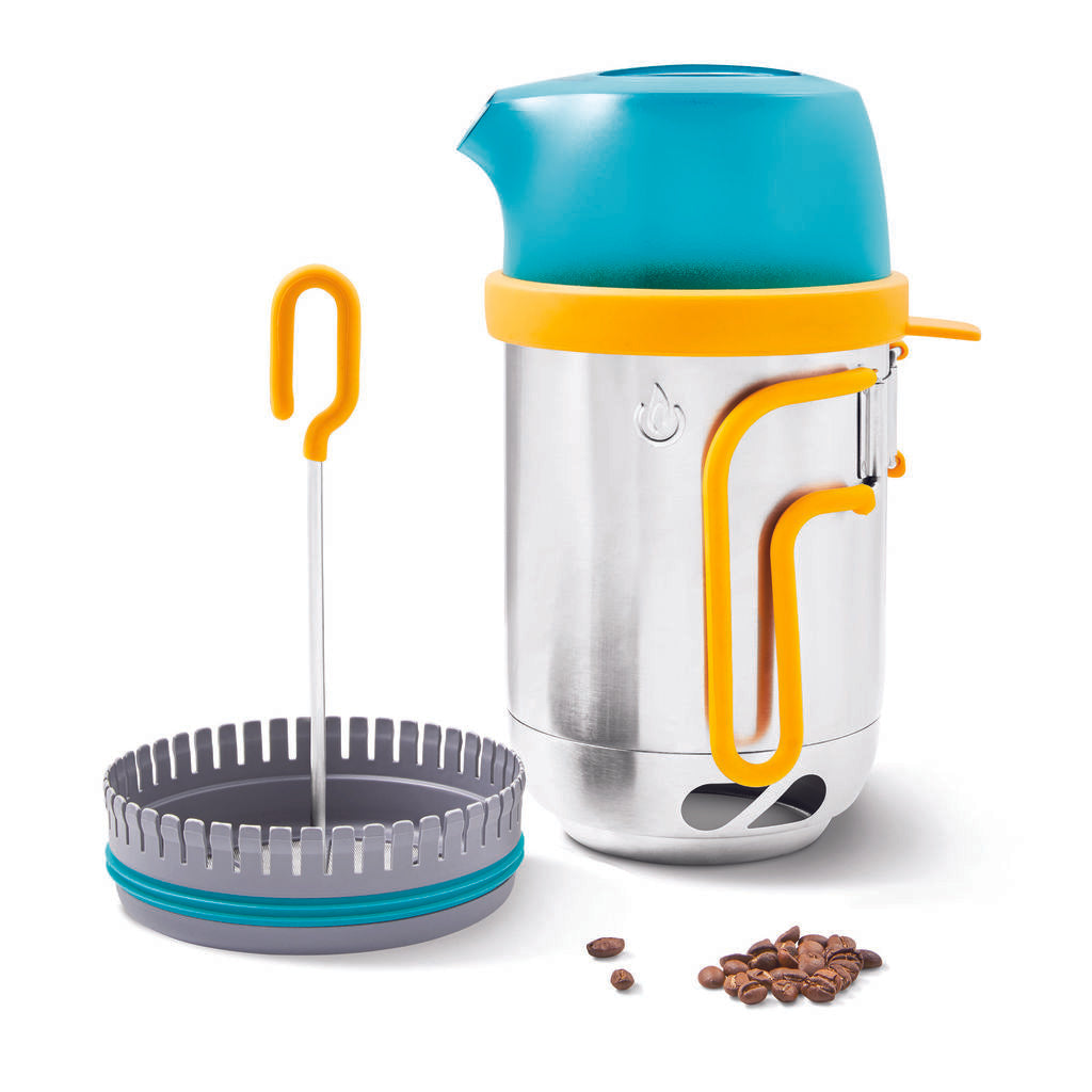 BioLite Coffee Press | Stainless Steel CAC1001