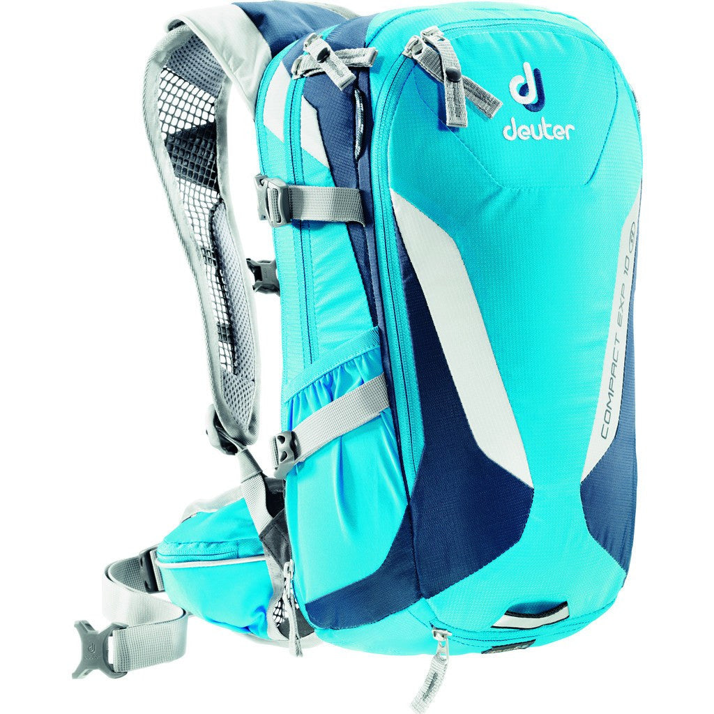 Deuter Compact EXP 10L SL Women's Backpack | Turquoise/Midnight 3200115 33120