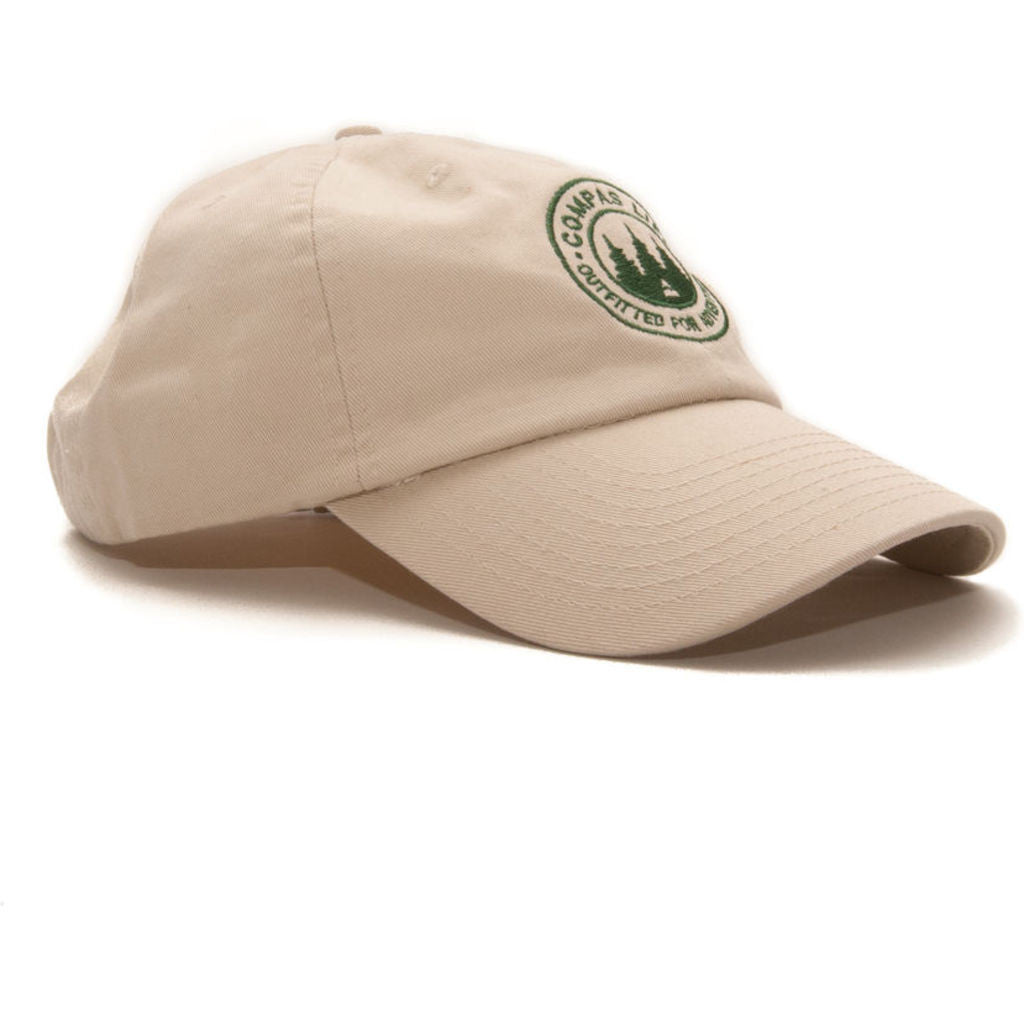 Compas Life The Outfitted Cap | Stone CFA16HW1