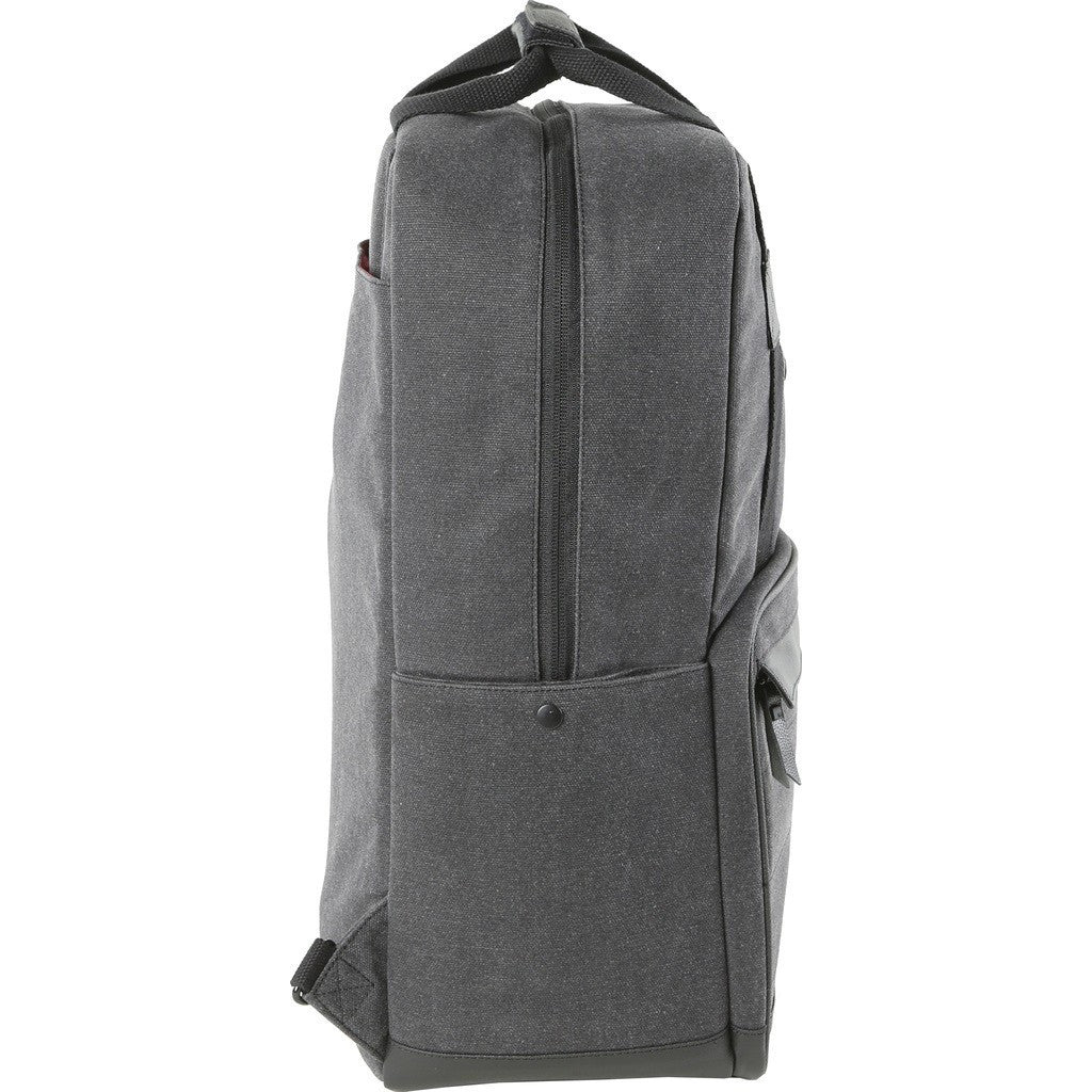 Hex Supply Convertible Backpack | Charcoal Canvas CHCV HX2032
