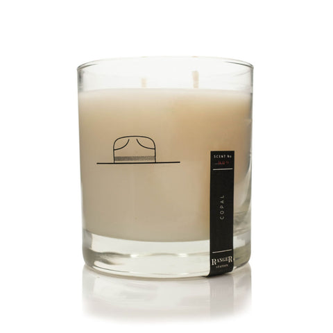 Ranger Station Soy Based Wax Candle | Copal