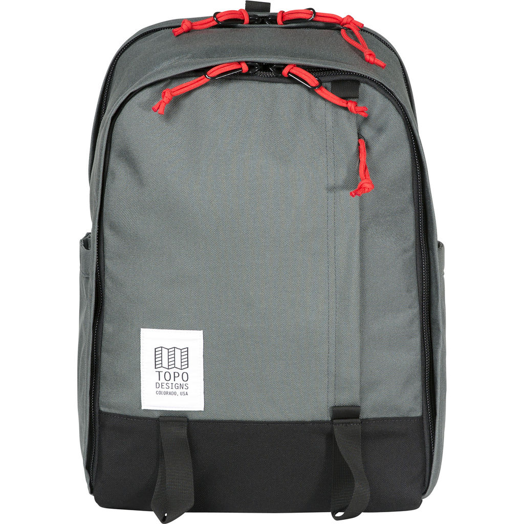Topo Designs Core Pack Backpack | Charcoal