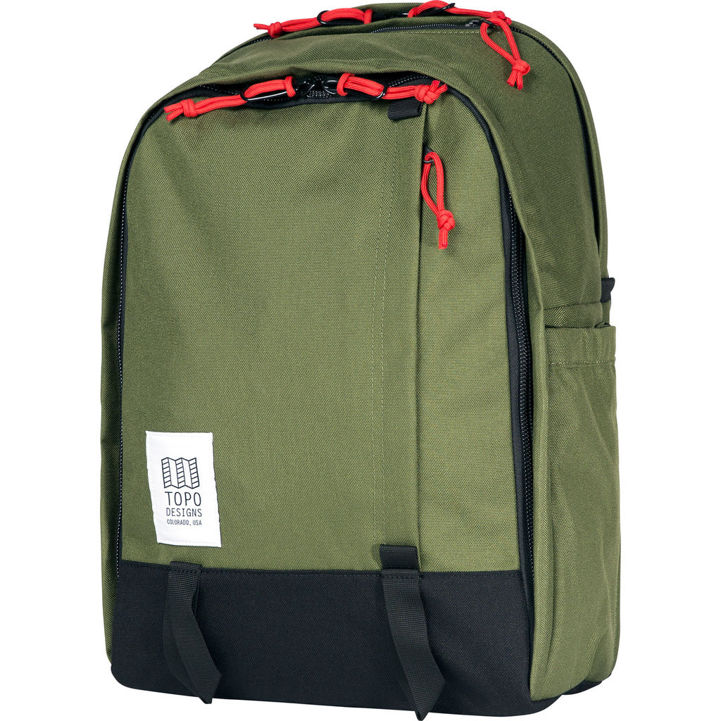 Topo Designs Core Pack Backpack | Olive