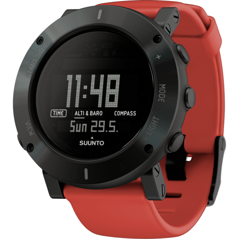 Suunto Core Multi-Function Outdoor Watch | Coral Crush SS020692000
