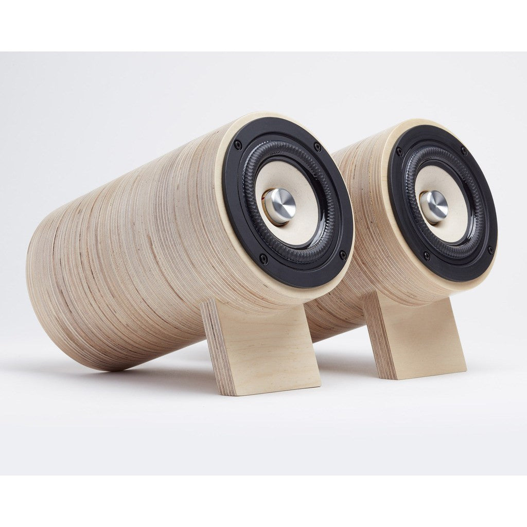 Well Rounded Sound Corgi II Speaker Set | Finnish Birch Corgi II FB