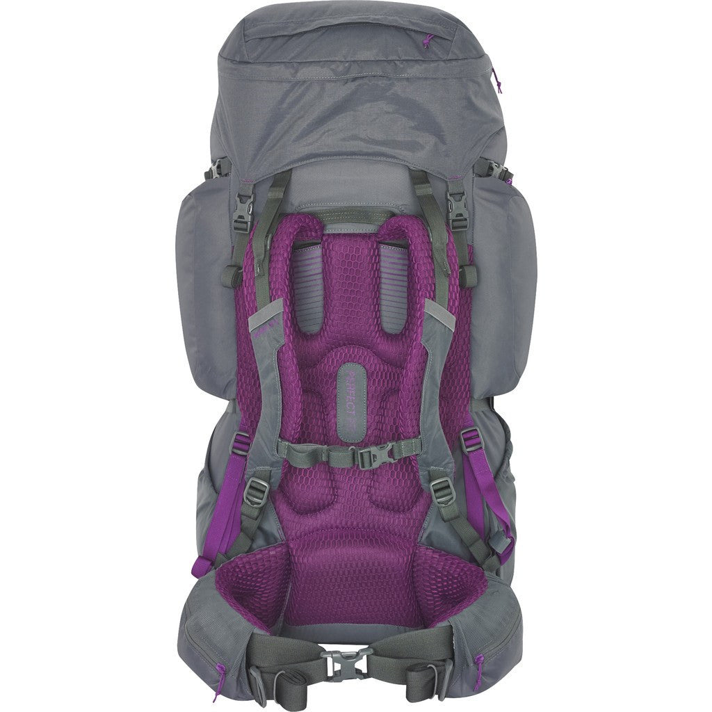 Kelty Coyote 60L Women's Backpack | Dark Gray 22617517DSH