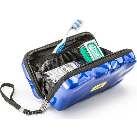 Crash Baggage Hard Travel Accessories Case | Paint Blue CB370-14