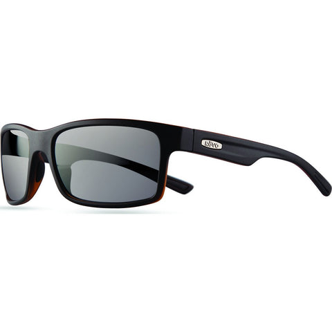 Revo Eyewear Crawler Matte Black/Tort Sunglasses | Graphite RE 1027 01 GGY