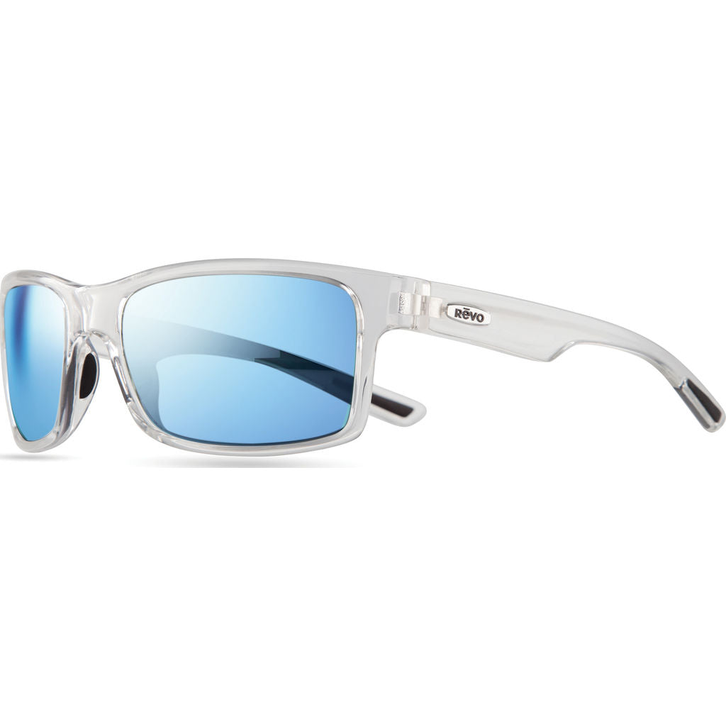 12354e9d21c Rēvo Eyewear Crawler Clear Crystal Sunglasses