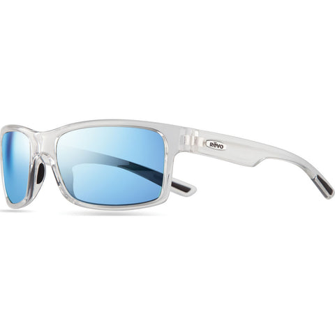 0dd851c463 Rēvo Eyewear Crawler Clear Crystal Sunglasses