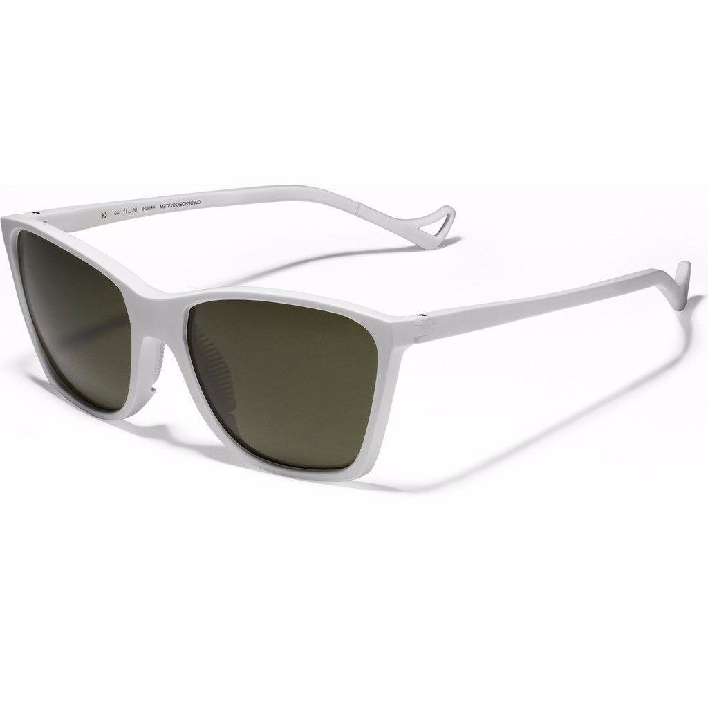 District Vision Keiichi District Sky G15 Sunglasses | White