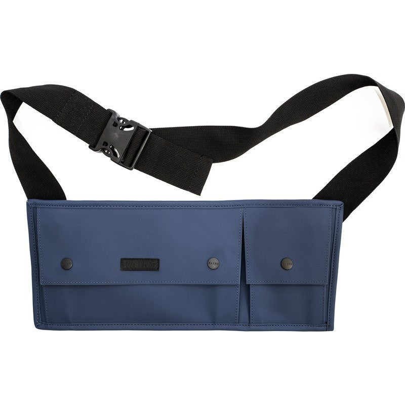 RAINS Waterproof Cross Pouch | Blue