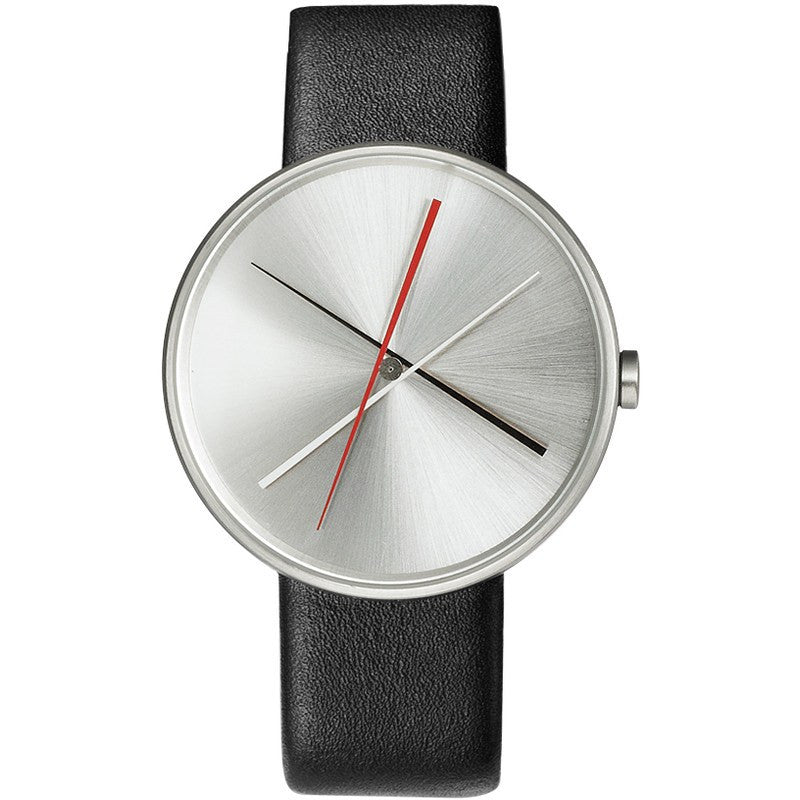 Projects Watches Denis Guidone Crossover Watch | Steel Leather