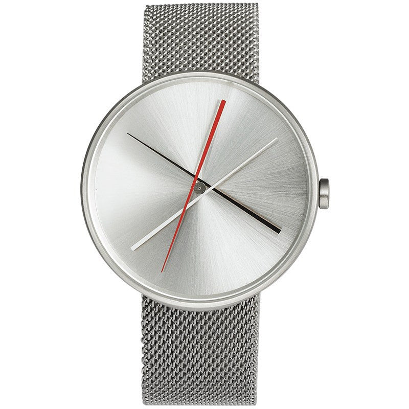 Projects Watches Denis Guidone Crossover Watch | Steel Mesh