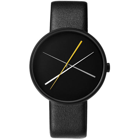 Projects Watches Denis Guidone Crossover Watch | Black