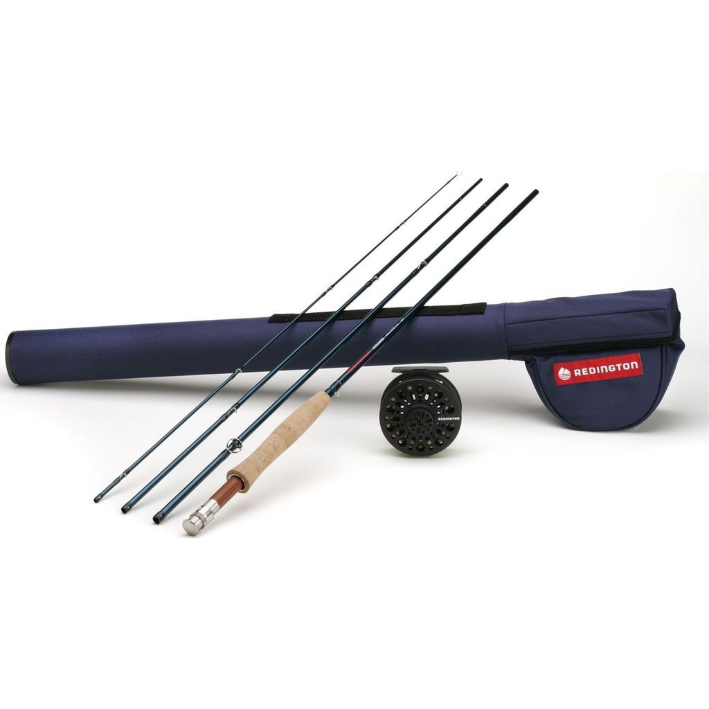 Redington Fly Fishing Rod Collection | Crosswater Series 5-5025K-690-4