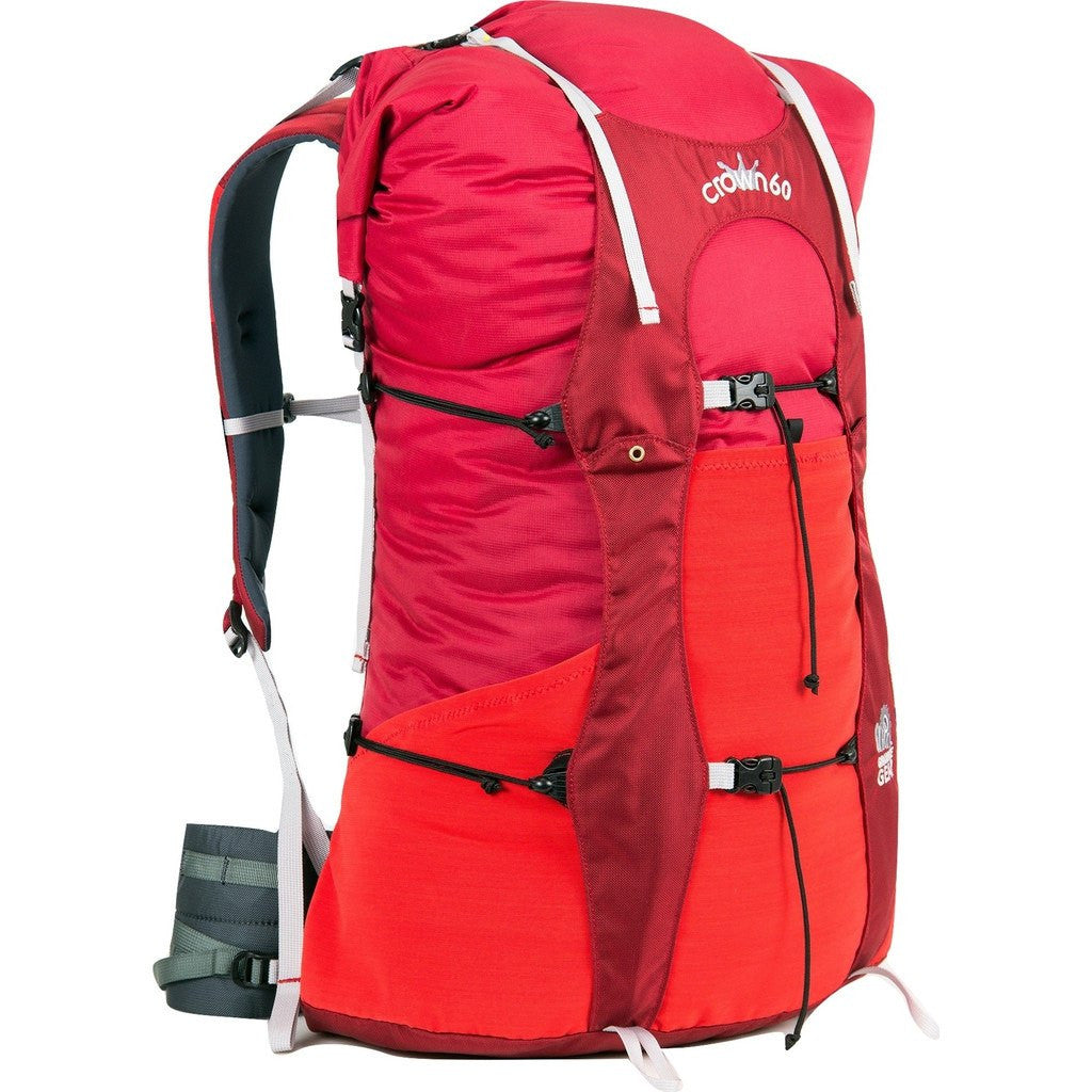 Granite Gear Crown VC 60 Multi-Day Pack | Tamarillo/Blood Orange 54520-2001/54530-2001