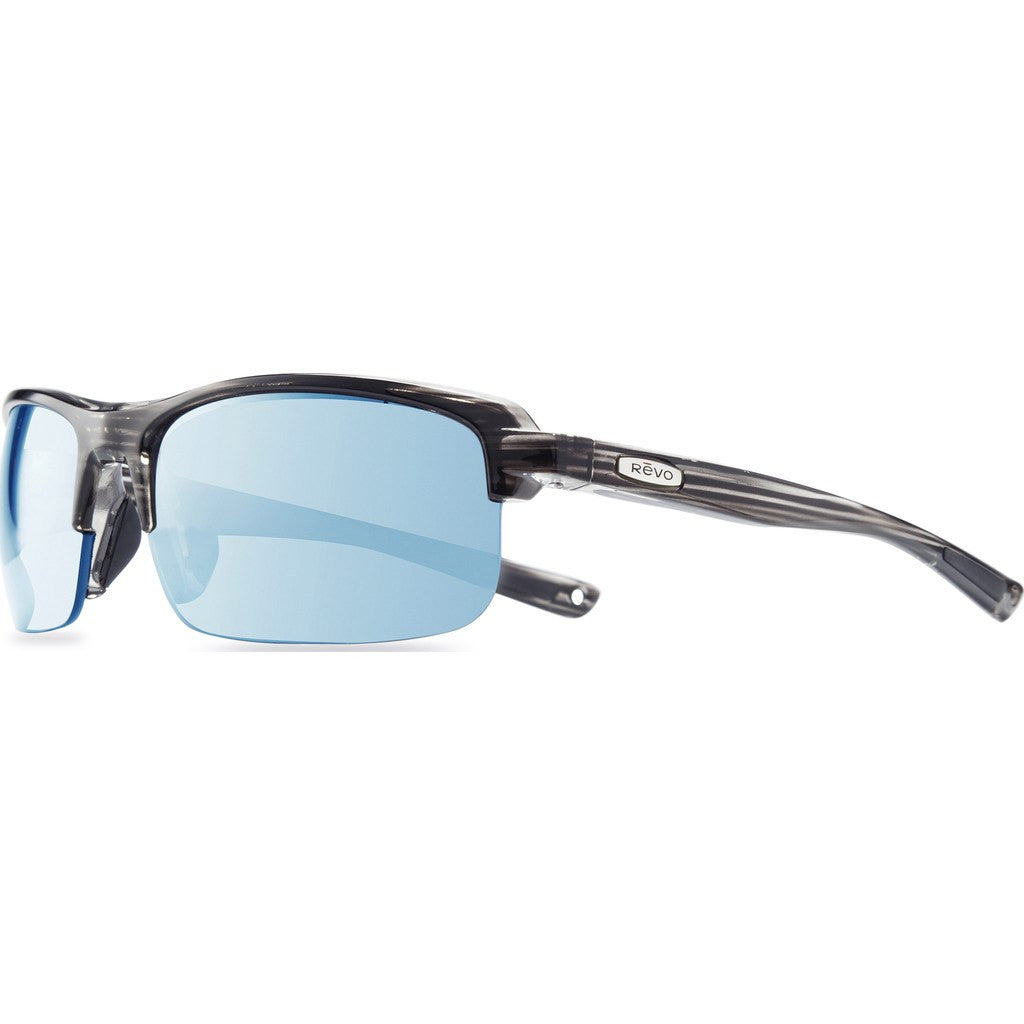 Revo Eyewear Crux N Greige Woodgrain Sunglasses | Blue Water RE 4066 00 BL