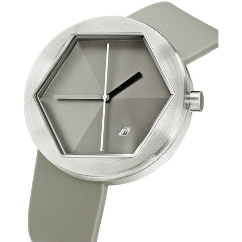 Projects Watches Michael Graves Cubit Watch | Gray