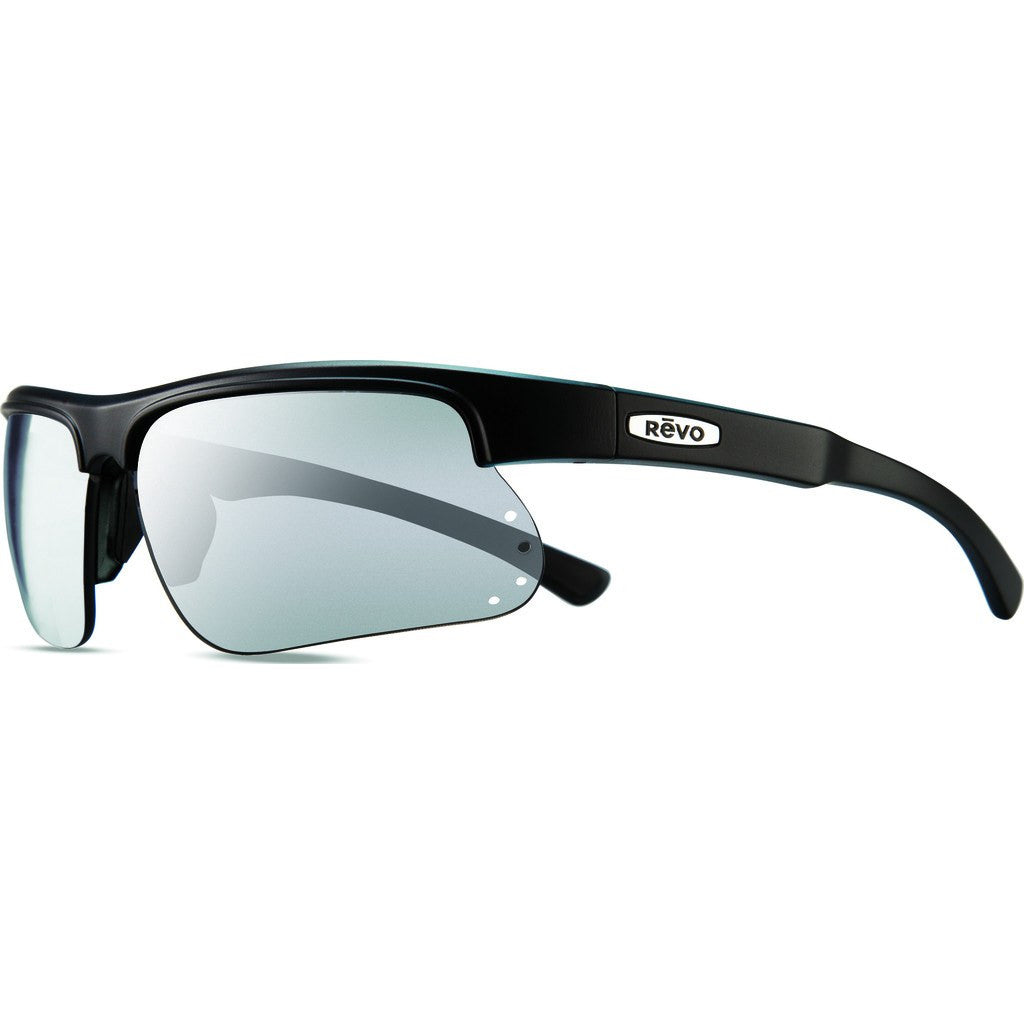 Revo Eyewear Cusp S Matte Black/Grey Sunglasses | Stealth RE 1025 19 ST