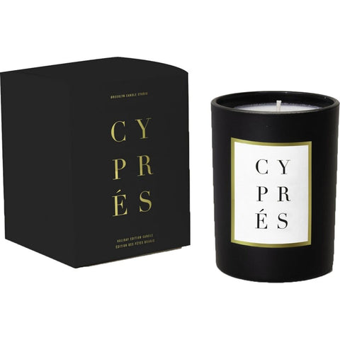 Brooklyn Candle Studio Noir Holiday Edition Candle | Cypress