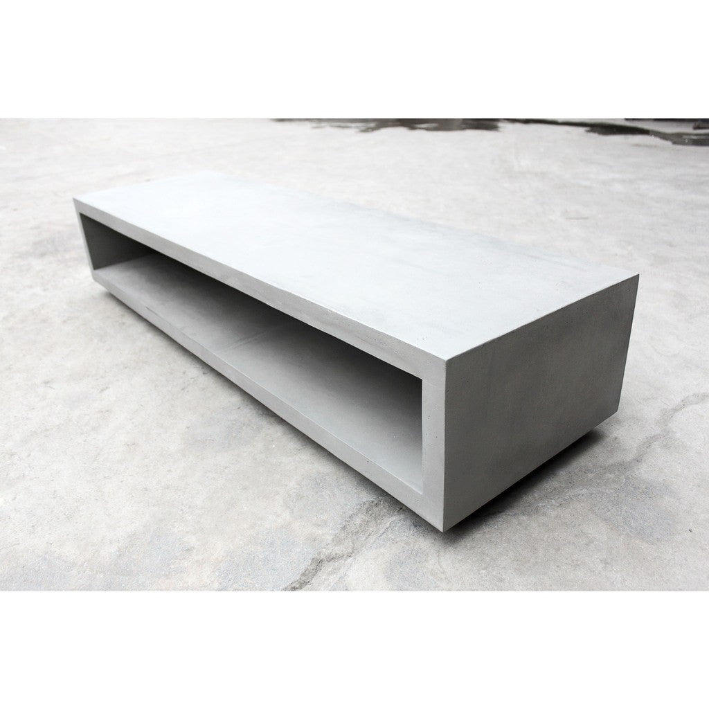 Meuble Tv Beton Hubfrdesign Co # Meuble Tv Beton
