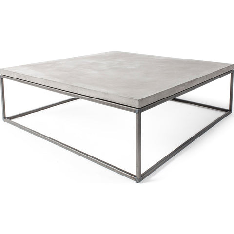 Lyon Beton Perspective Coffee Table XL | Light Grey  D-09159-PE-005