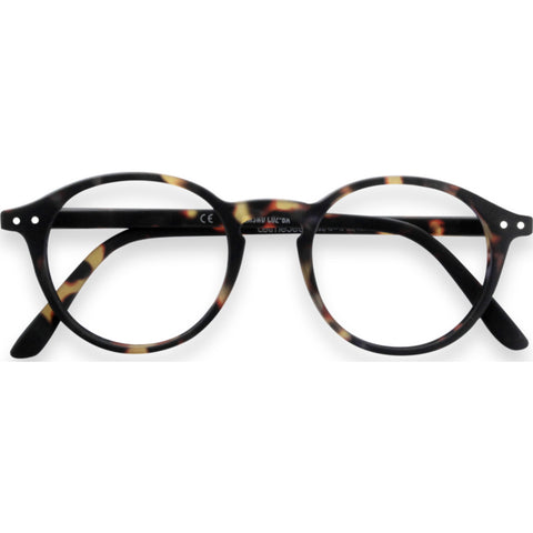 Izipizi Reading Glasses D-Frame | Tortoise +3.00 IZ-LMSDC02-30