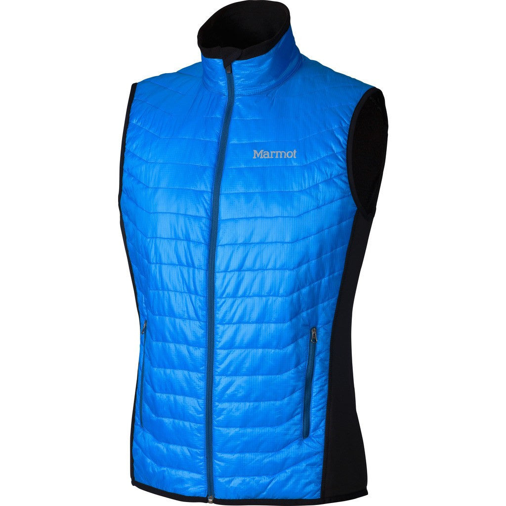 Marmot Variant Men's Thermal R Vest | Ceylon Blue/Black 83910-2896 L