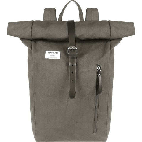 Sandqvist Dante Rolltop Backpack | Grey SQA586