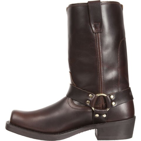 Durango Leather Harness Boots | Dark Brown DB514
