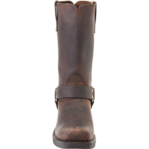 Durango Leather Harness Boots | Brown DB594