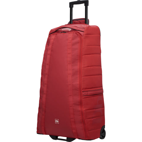 Douchebags The Big Bastard 90L Roller Suitcase | Scarlet Red