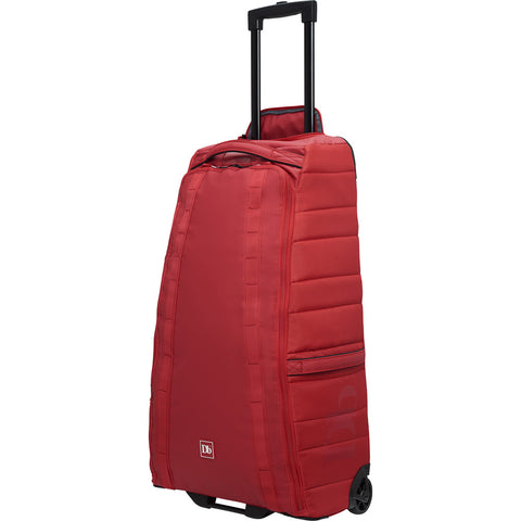 Douchebags The Little Bastard Roller Suitcase | Scarlet Red