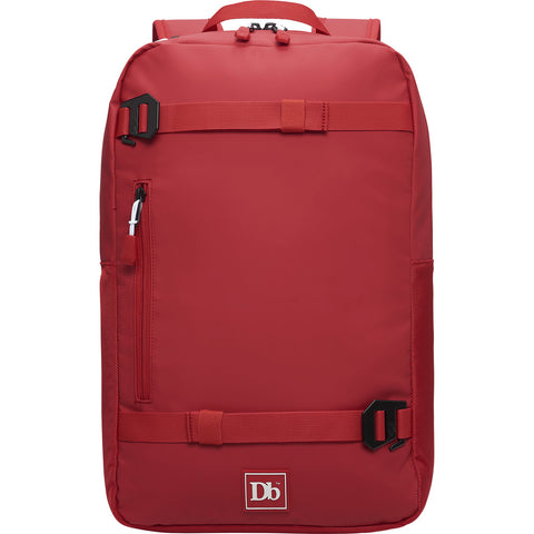 Douchebags The Scholar Backpack | Scarlet Red