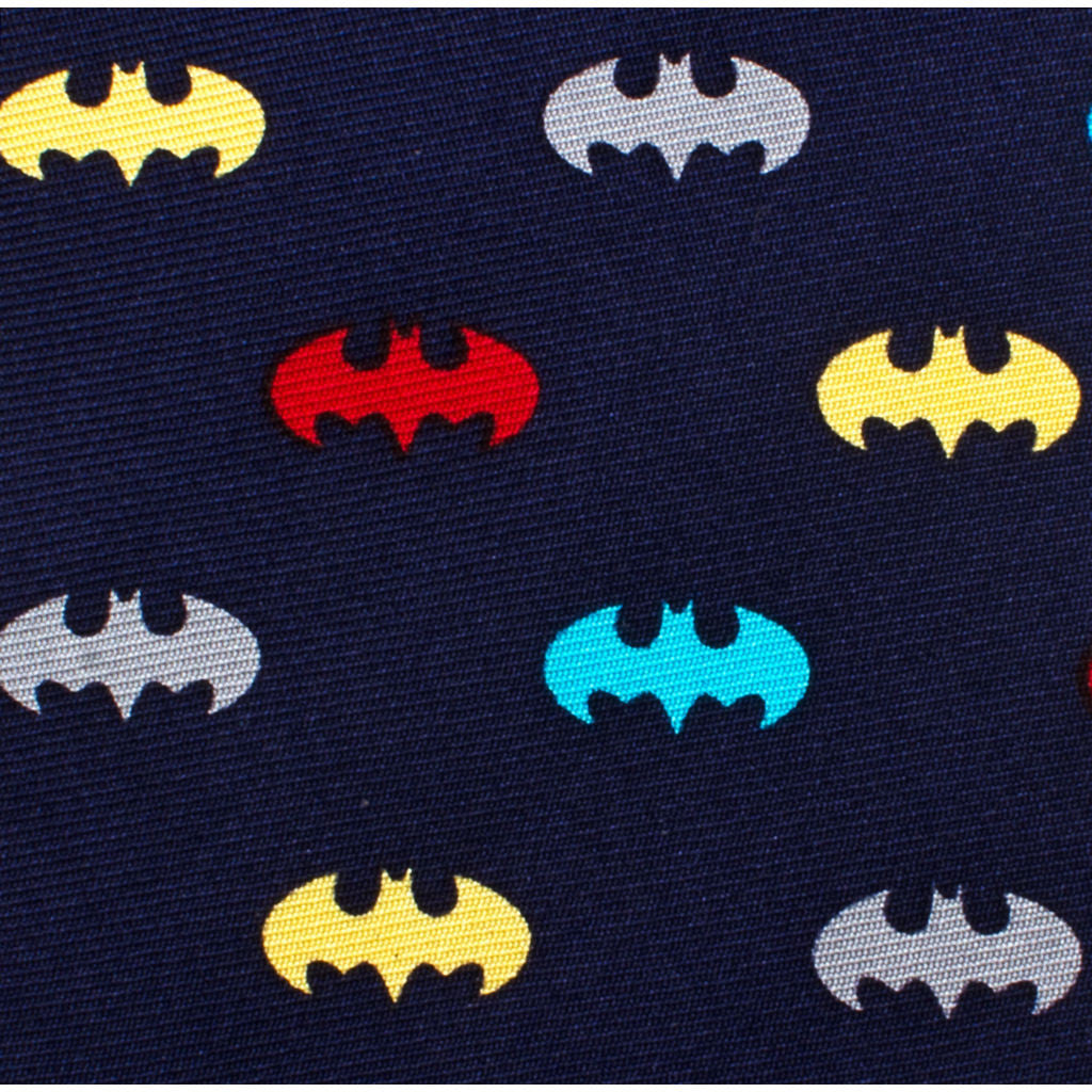 Cufflinks DC Batman Big Boys' Silk Tie | Navy Blue DC-BAT1M-KT-BB