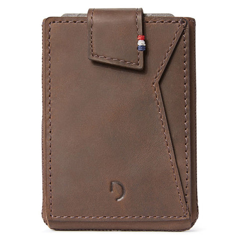 Decoded Plus Pull Wallet | Leather