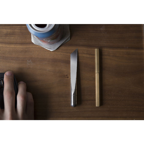Craighill Desk Knife Office Tool | Stainless Steel