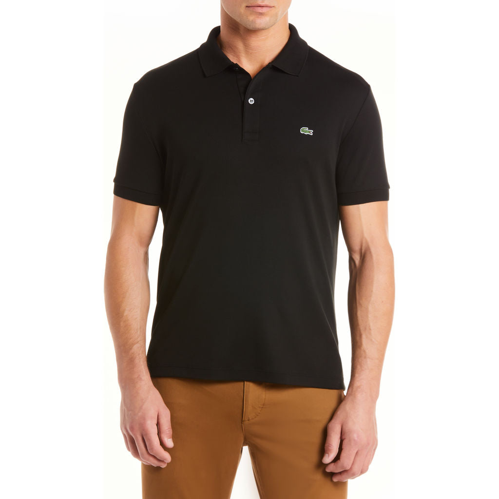 Lacoste Men's Polo | Black