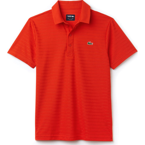 Lacoste Men's Jaquard Polo | Dragonfly Dh8132_3H7