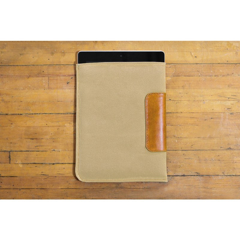 DODOcase Durables Natural iPad Mini 1/2/3 Sleeve | Beige