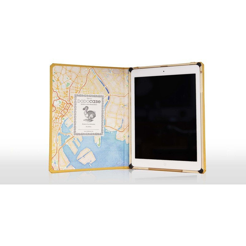 DODOcase Stamen Maps Tokyo for iPad Air | Watercolor