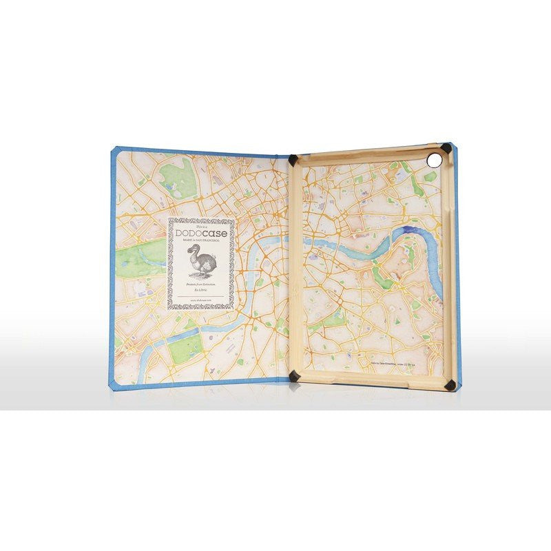 DODOcase Stamen Maps London for iPad Mini | Watercolor