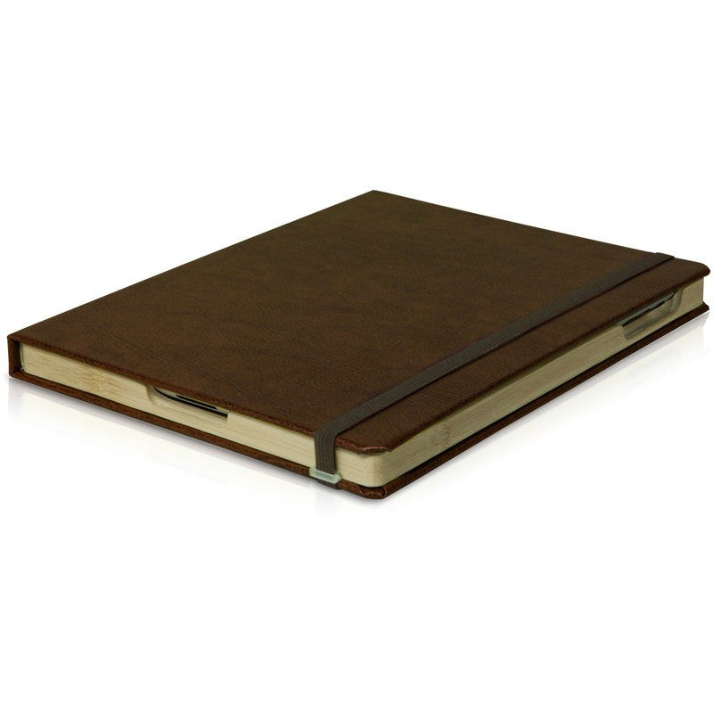 DODOcase Scholar iPad Case for iPad 2/3/4 | Brown